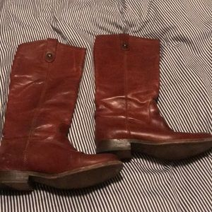 Frye Melissa 2 the Knee Boots